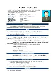 sample resume word file download resume templates word free