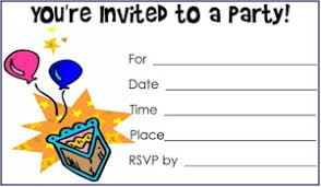 birthday invites great 10 free printable birthday invitations for