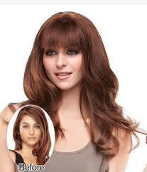 clip hair canada easi fringe human hair bangs buy in canada hair and beauty canada