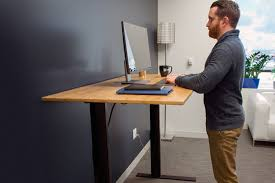 jarvis bamboo adjustable standing desk xdesk terra standing desk review digital trends