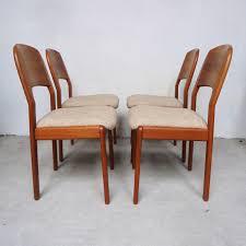 Scandinavian Home Decor Shop Danish Furniture Uk Teak Bedroom Danish Teak Dining Chairs From Dyrlund 1960s Set Of 4 For Sale