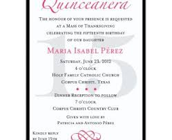quinceanera invitation wording cursodeconsertodecelular cheap quinceanera invitations