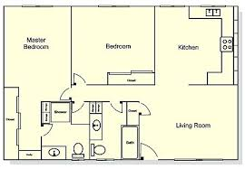 3 Bedroom House With Basement Two Bedroom Home Plans U2013 Lidovacationrentals Com