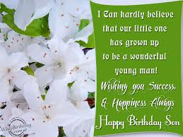 Wishing You A Happy Birthday Quotes Happiness Quotes Wonderful Happy Birthday Quotes For My Son Happy