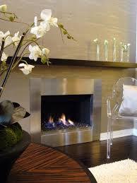 Fire Sense Electric Fireplace - modern living room with handscraped wood floors u0026 hardwood floors