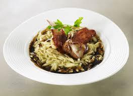 cuisine chambon découvrez la recette du chef stéphane chambon du restaurant le pont
