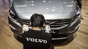 opel china volvo raises equity for first time under chinese owner geely