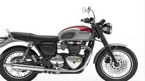 triumph bonneville t120 new 2016 youtube