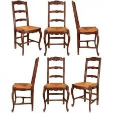 Styles Of Wooden Chairs Louis Xv Dining Chairs Foter