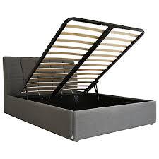 buy tempur bayonne ottoman divan storage bed double john lewis
