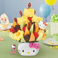 Where To Buy Edible Flowers - hello kitty u0027s bouquet dipped strawberries edible arrangements