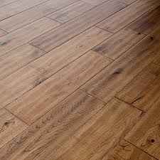 scraped solid oak flooring on floor regarding kells