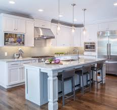 Tv In Kitchen Cabinet by Tv In Backsplash Home Bar Traditional With Tv In Cabinet Metal