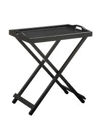 amazon com convenience concepts designs2go folding tray table