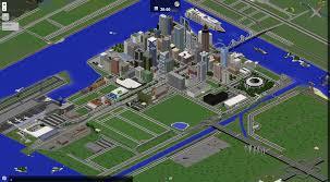 Minecraft City Maps City Map Waterton A Modern City V 0 1 7 50k Downloads