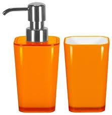 Bathroom Accessories Set  Pieces Liquid Soap Dispenser And - Bathroom liquid soap dispenser