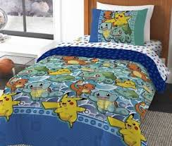 Twin Size Bed In A Bag Brand New Pokemon U0027first Starters U0027 Twin Size Bed In A Bag Bedding