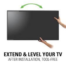 Tv Wall Mount 150 Lbs Sanus Vlf628 Full Motion Wall Mounts Mounts Products Sanus