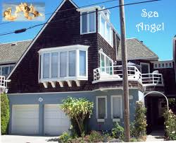 Beach House Rentals Monterey Ca by Sea Angel Santa Cruz Beach House Vacation Rental