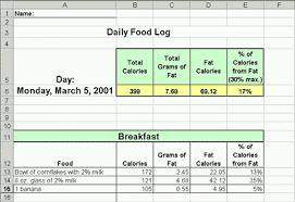 excel nutrition tracker bodybuilding com forums
