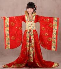 traditional chinese dress for kids ancient chinese traditional
