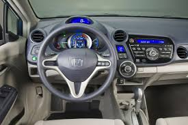 Honda Insight Hybrid Interior Honda Insight 2010 Photo 43043 Pictures At High Resolution