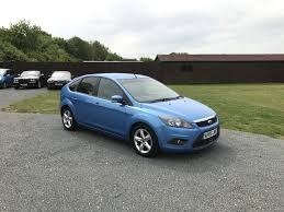 ford focus 1 8 zetec tdci 115 09 reg sold ymark vehicle services