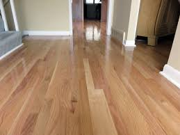 Seal Laminate Floor Red Oak Floors With Amber Seal The Flooring Artists