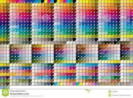 pantone solid coated royalty free stock image image 5329946