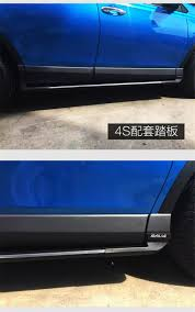 pedane rav4 per toyota rav4 2016 2017 auto pedane auto bar passo laterale