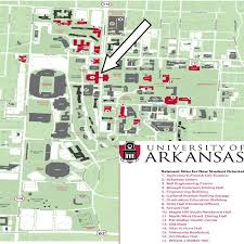 map of arkansas alphanet 34th arkansas district conference of