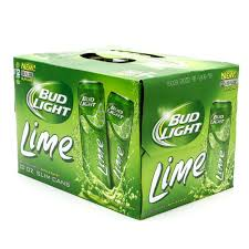 bud light in the can bud light lime 12oz slim can 12 pack beer wine and liquor