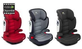 systeme isofix siege auto siège auto kinderkraft isofix expander 15 36kg groupon