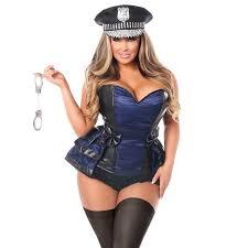 Black Corset Halloween Costume Ashley Alexiss Curves Curves