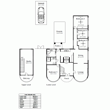 The Panorama Floor Plan by 42 Boothby Street Panorama Sa 5041 Sold Realestateview