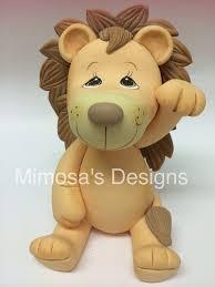 lion cake topper 66 best 3d figures cake topper images on cold