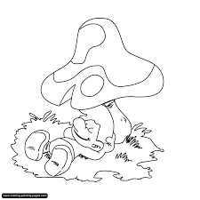 smurf coloring pages vanity smurf coloring pages free coloring pages for kids