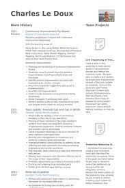 Responsibility Resume Facilitator Resume Samples Visualcv Resume Samples Database