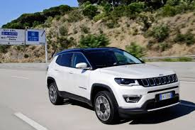 jeep compass new jeep compass 2017 review auto express
