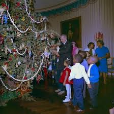 Pictures Of Christmas Trees Decorated With Birds take a tour of 12 white house christmas trees mnn mother