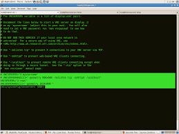 vnc client for windows how to setup vnc server on centos 5 x fedora 11 tournas dimitrios