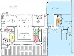 university library floor plan acadia university library