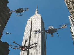 commercial drone flying could be a huge nyc industry if only it