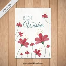wishes card vectors photos and psd files free