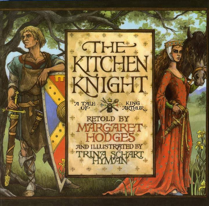 Image result for the kitchen knight book
