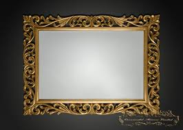 gold ornamental mirrors from ornamental mirrors limited