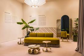 Fendi Living Room Furniture by Fendi U0027s U0027traveling U0027 Dressing Room Is All Italian Glam Curbed