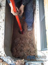 Basement Window Well Drainage by Lovely Basement Window Well Drainage Problems Part 7 Window