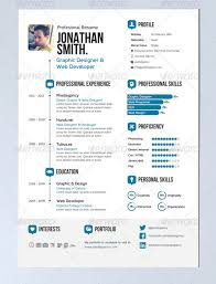 Infographic Resume Samples by 20 Creative Infographic Resume Templates Web U0026 Graphic Design