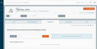 serial number verification asset history equipmentwatch